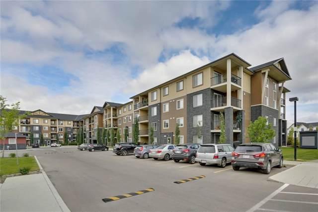 81 Legacy Boulevard SE #2109, Calgary, AB T2X 2B9 (#C4275938) :: Canmore & Banff