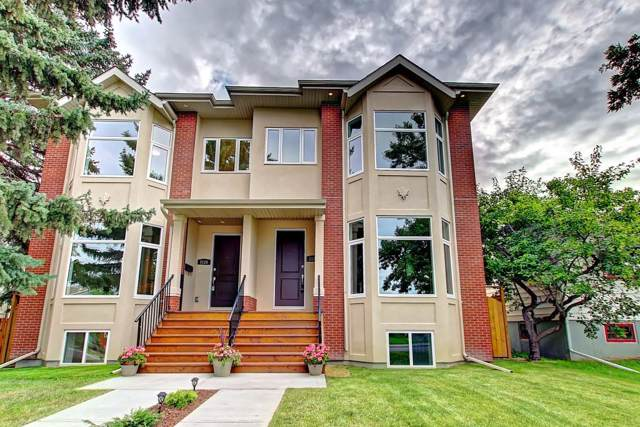 3118 4A Street NW, Calgary, AB T2M 3B4 (#C4275942) :: The Cliff Stevenson Group