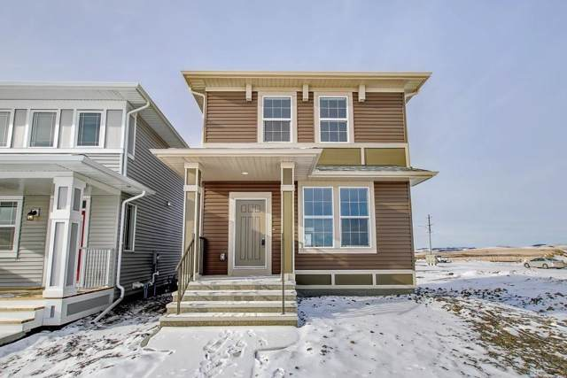 55 Heritage Rise, Cochrane, AB T4C 2R5 (#C4275944) :: Redline Real Estate Group Inc