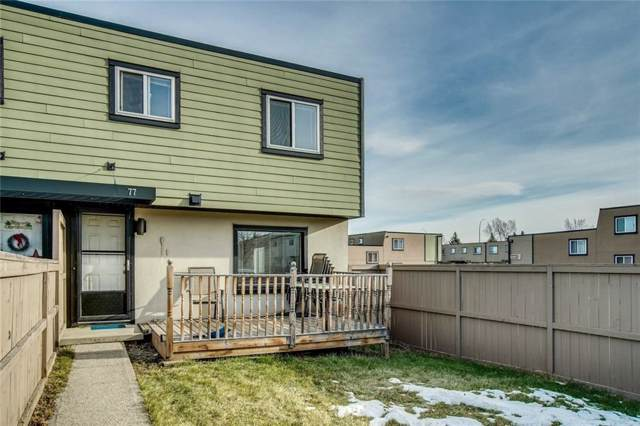 3809 45 Street SW #77, Calgary, AB T3H 3H4 (#C4275978) :: Redline Real Estate Group Inc