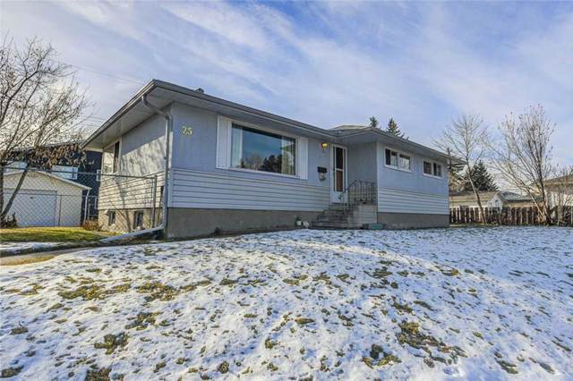 25 Rossmount Road SW, Calgary, AB T3C 2P4 (#C4275985) :: Redline Real Estate Group Inc