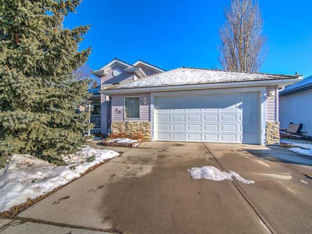 35 Strathmore Lakes Way, Strathmore, AB T1P 1R1 (#C4275991) :: Calgary Homefinders