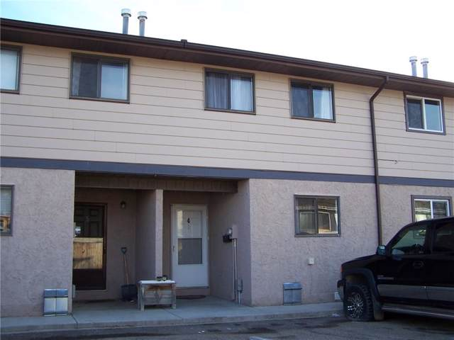 1706 22 Avenue #4, Didsbury, AB T0M 0W0 (#C4276006) :: Virtu Real Estate