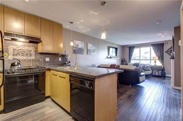 35 Richard Court SW #429, Calgary, AB T3E 7N9 (#C4276009) :: Virtu Real Estate