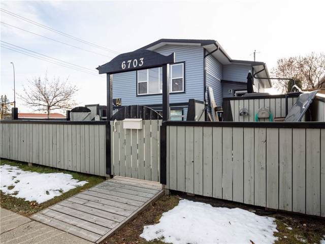6703 Huntchester Road NE, Calgary, AB T2K 5E6 (#C4276011) :: The Cliff Stevenson Group