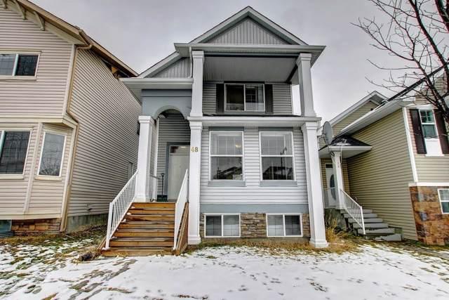 48 Taralake Way NE, Calgary, AB T3J 5L8 (#C4276024) :: Redline Real Estate Group Inc