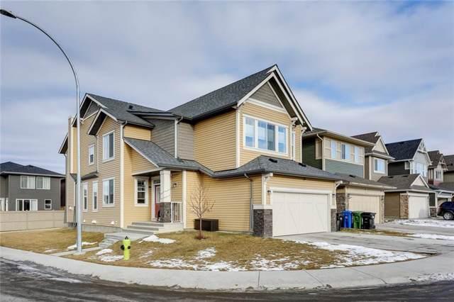 60 Saddlelake Manor NE, Calgary, AB T3J 0W2 (#C4276039) :: Canmore & Banff