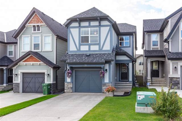 75 Chaparral Valley Common SE, Calgary, AB T2X 0T4 (#C4276048) :: Redline Real Estate Group Inc