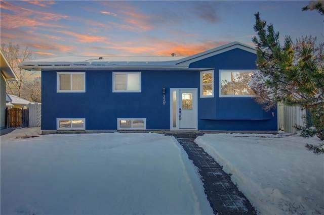338 Adams Crescent SE, Calgary, AB T2J 0T6 (#C4276049) :: Redline Real Estate Group Inc