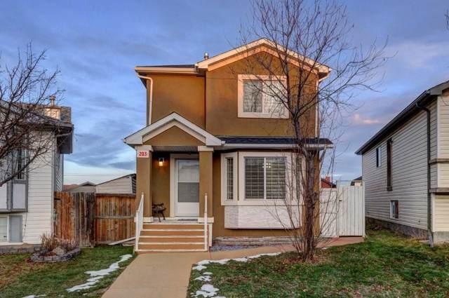 203 Martinvalley Crescent NE, Calgary, AB T3J 4L6 (#C4276078) :: Virtu Real Estate