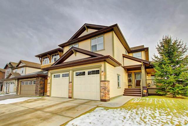 82 Chaparral Valley Grove SE, Calgary, AB T2X 0M3 (#C4276101) :: Redline Real Estate Group Inc