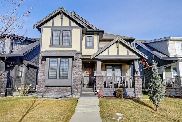 1214 Coopers Drive SW, Airdrie, AB T4B 3T6 (#C4276110) :: Canmore & Banff