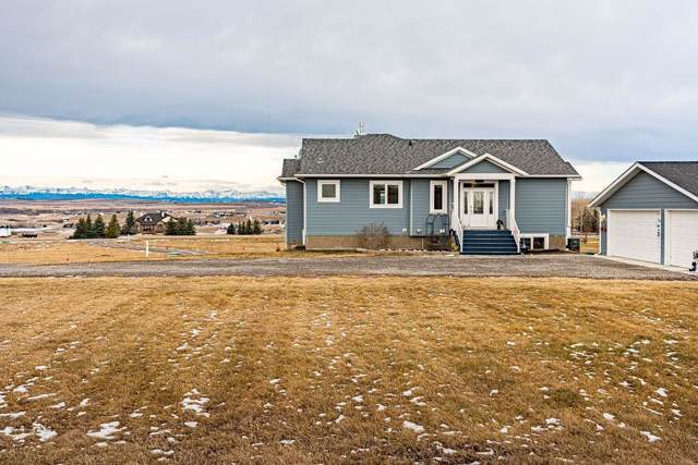 434196 Clear Mountain Drive E, Rural Foothills County, AB T1S 1A1 (#C4276113) :: Virtu Real Estate