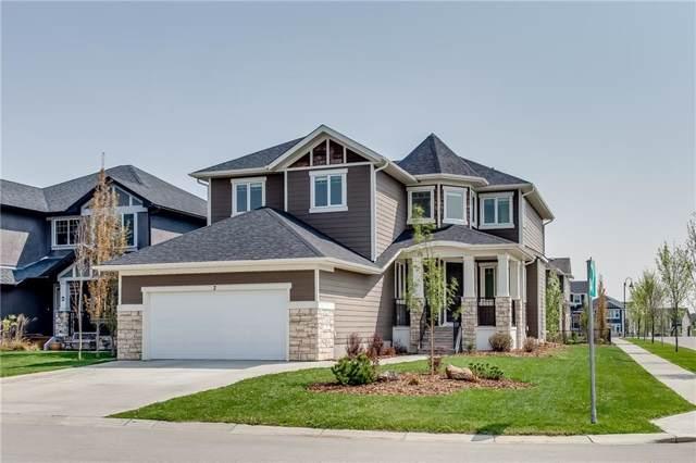 2 Ranchers Place, Okotoks, AB T1S 0G5 (#C4276139) :: Virtu Real Estate