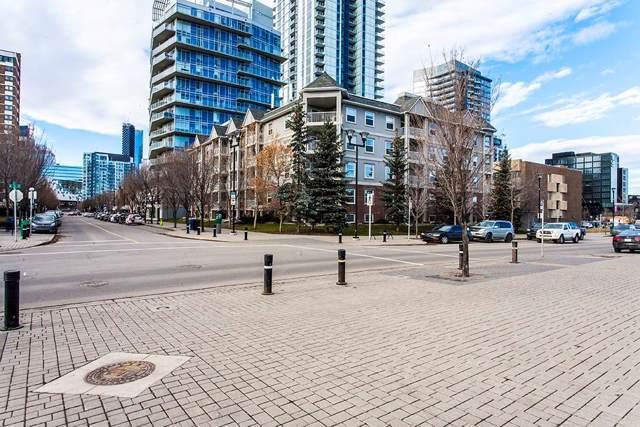 630 8 Avenue SE #214, Calgary, AB T2K 0R2 (#C4276152) :: Redline Real Estate Group Inc