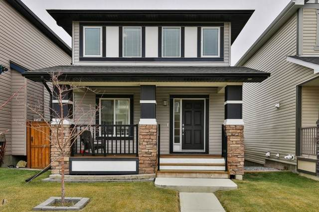 1272 Reunion Place NW, Airdrie, AB T4B 0Z5 (#C4276160) :: Redline Real Estate Group Inc