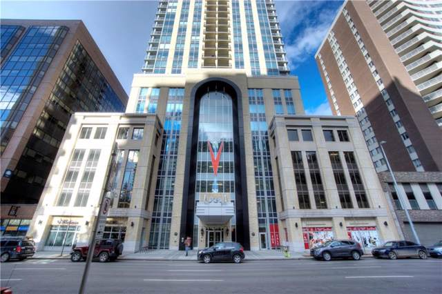930 6 Avenue SW #1610, Calgary, AB T2P 1J3 (#C4276161) :: The Cliff Stevenson Group