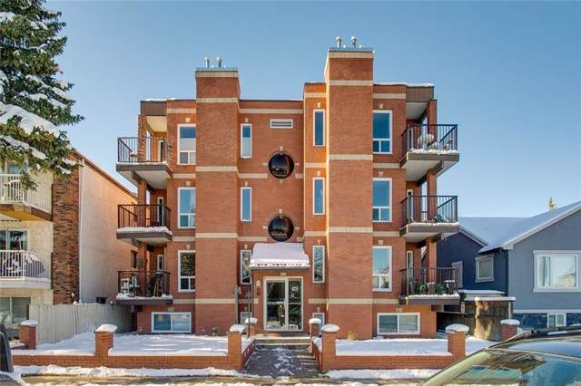 825 4 Street NE #202, Calgary, AB T2E 3S9 (#C4276169) :: Canmore & Banff