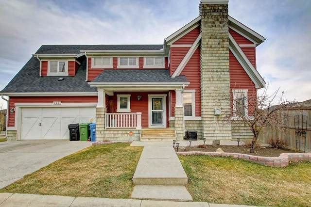 148 Sage Valley Drive NW, Calgary, AB T3R 0E4 (#C4276193) :: Virtu Real Estate