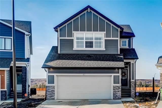 47 Cranbrook Green SE, Calgary, AB T3M 2X1 (#C4276214) :: Canmore & Banff