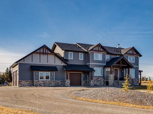 243081 Morning Vista Way, Rural Rocky View County, AB T3Z 0B2 (#C4276215) :: Redline Real Estate Group Inc