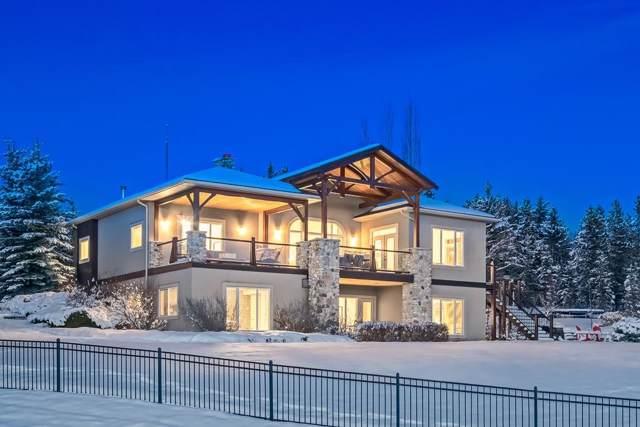 4 Escarpment Place, Rural Rocky View County, AB T3Z 3M8 (#C4276225) :: Virtu Real Estate
