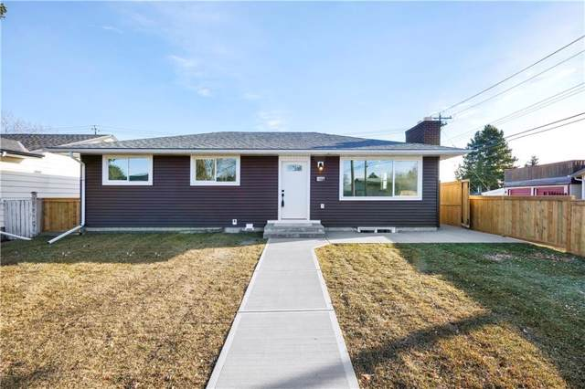 1468 Mardale Drive NE, Calgary, AB T3A 3M5 (#C4276230) :: Redline Real Estate Group Inc