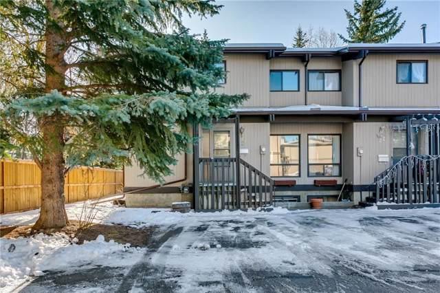 2210 Oakmoor Drive SW #21, Calgary, AB T2V 4R4 (#C4276233) :: Redline Real Estate Group Inc