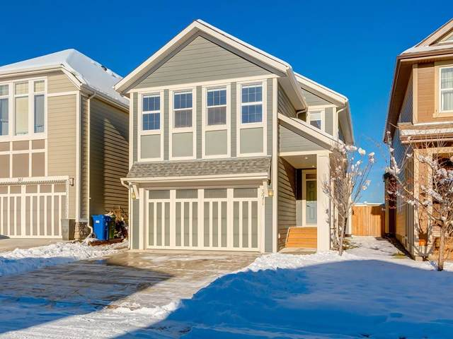 371 Mahogany Terrace SE, Calgary, AB T3M 0X4 (#C4276245) :: The Cliff Stevenson Group