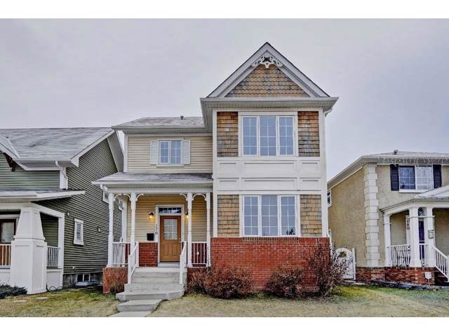 176 Mike Ralph Way SW, Calgary, AB T3E 0H8 (#C4276261) :: Redline Real Estate Group Inc