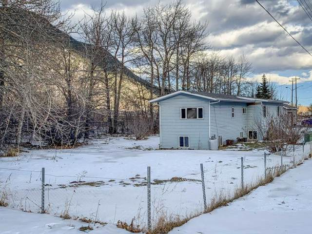 1 Mt Laurie Road, Exshaw, AB T0L 2C0 (#C4276266) :: Canmore & Banff
