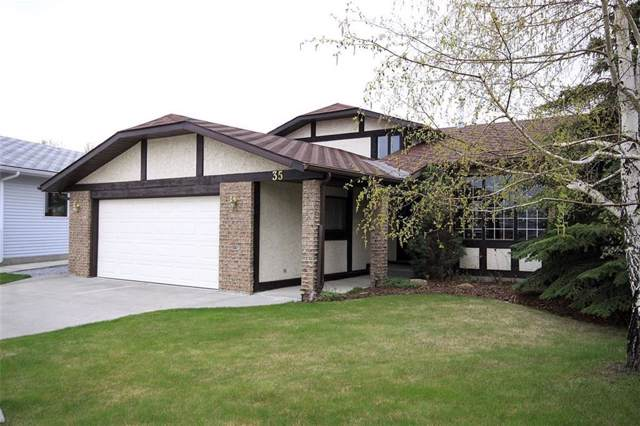 35 Riverside Place, Cochrane, AB T4C 1J6 (#C4276283) :: Redline Real Estate Group Inc