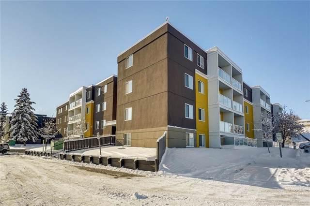 4455 Greenview Drive NE A 107, Calgary, AB T2E 6M1 (#C4276286) :: Redline Real Estate Group Inc