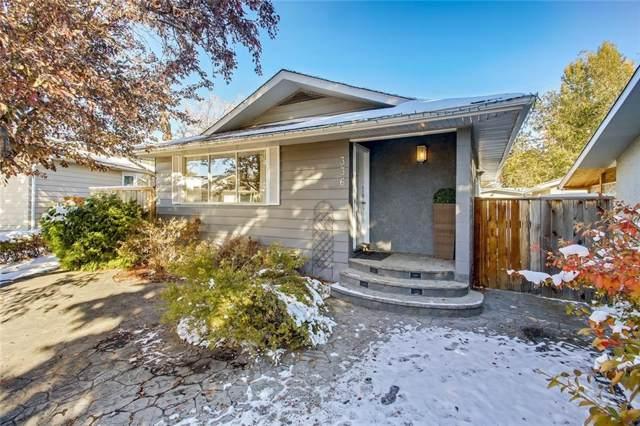 336 Wascana Crescent SE, Calgary, AB T2J 1H5 (#C4276301) :: Canmore & Banff