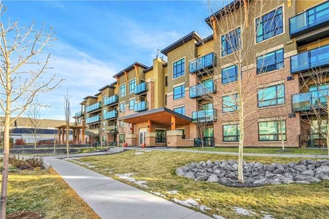 145 Burma Star Road SW #207, Calgary, AB T3E 8A8 (#C4276308) :: Virtu Real Estate