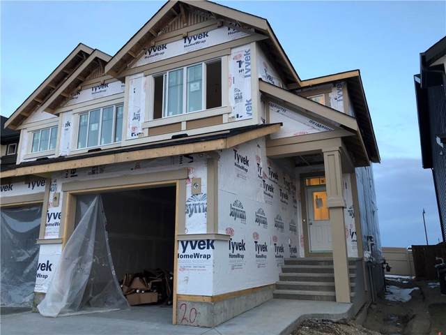 20 Sunrise Heights, Cochrane, AB T4C 2R8 (#C4276334) :: Canmore & Banff