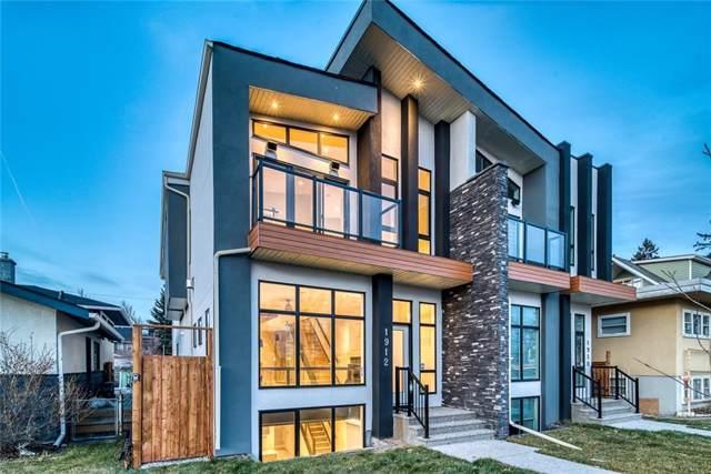 1912 Westmount Boulevard NW, Calgary, AB T2N 3G8 (#C4276360) :: Redline Real Estate Group Inc
