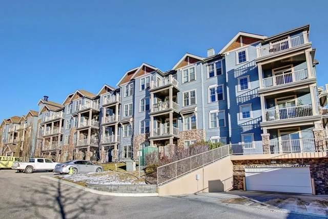 201 Sunset Drive #307, Cochrane, AB T4C 0H5 (#C4276379) :: Redline Real Estate Group Inc
