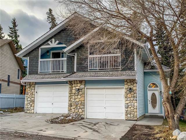 118 Cougar Point Road, Canmore, AB T1W 1A1 (#C4276393) :: Virtu Real Estate