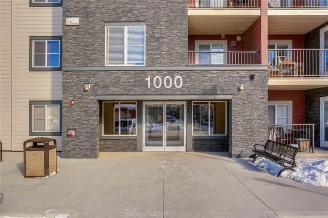 81 Legacy Boulevard SE #1220, Calgary, AB T2X 2B9 (#C4276397) :: Canmore & Banff