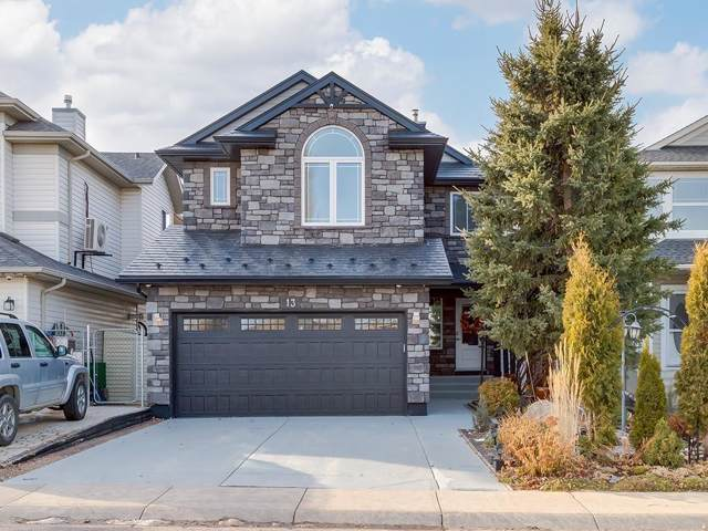 13 Country Hills Green NW, Calgary, AB T3K 4Y4 (#C4276414) :: Redline Real Estate Group Inc