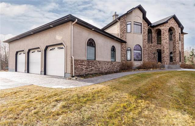 35 Cheyanne Meadows Way, Rural Rocky View County, AB  (#C4276417) :: Redline Real Estate Group Inc