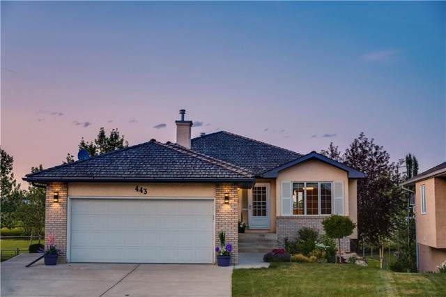 443 Lakeside Greens Court, Chestermere, AB T1X 1C8 (#C4276484) :: Redline Real Estate Group Inc