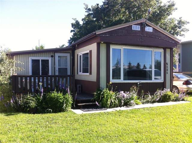 5131 55 Avenue, Stavely, AB T0L 1Z0 (#C4276547) :: Redline Real Estate Group Inc