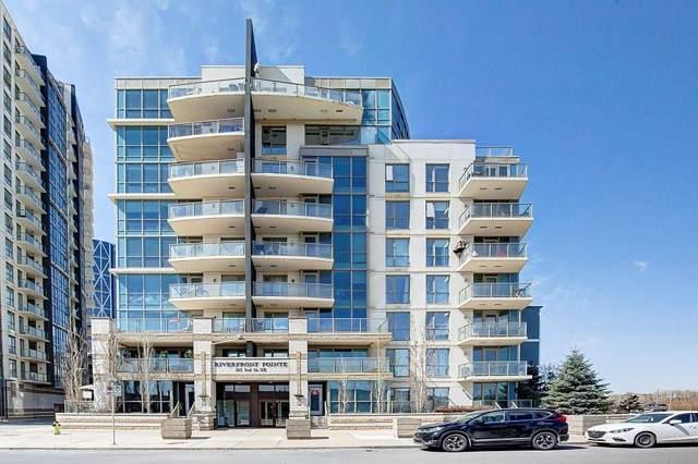 315 3 Street SE #605, Calgary, AB T2G 0T9 (#C4276555) :: Redline Real Estate Group Inc