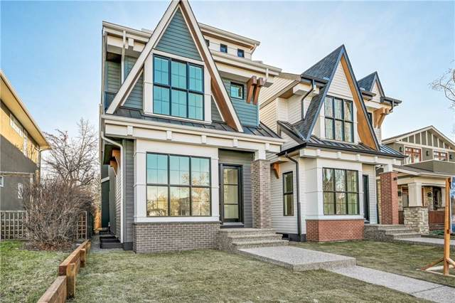 536 35A Street NW, Calgary, AB T2N 2Z9 (#C4276570) :: Redline Real Estate Group Inc