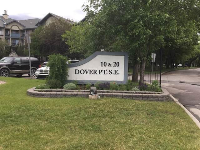 10 Dover Point SE #101, Calgary, AB T2B 3K2 (#C4276606) :: The Cliff Stevenson Group