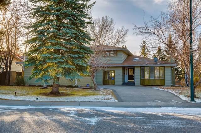 211 Willow Ridge Place SE, Calgary, AB T2J 1N2 (#C4276611) :: Canmore & Banff