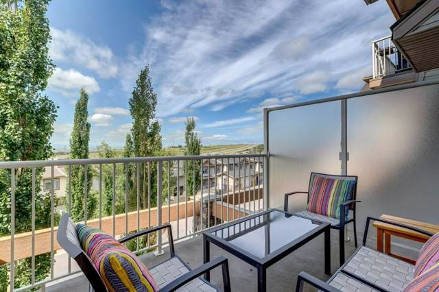 132 Rockyledge View NW #7, Calgary, AB T3G 5Y3 (#C4277637) :: Redline Real Estate Group Inc
