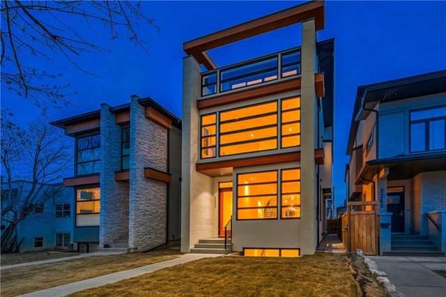 2237 2 Avenue NW, Calgary, AB T2N 0H1 (#C4277639) :: Redline Real Estate Group Inc